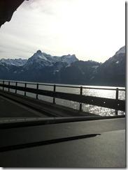 Am Zürichsee vorbei