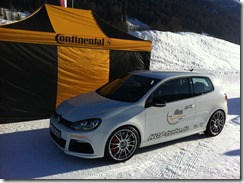 Der HGP beim Winter High Performance Event 2012