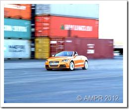 Audi TTS- Roadster