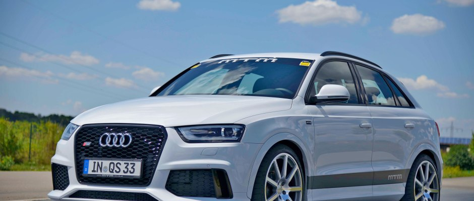 RS Q3 by MTM