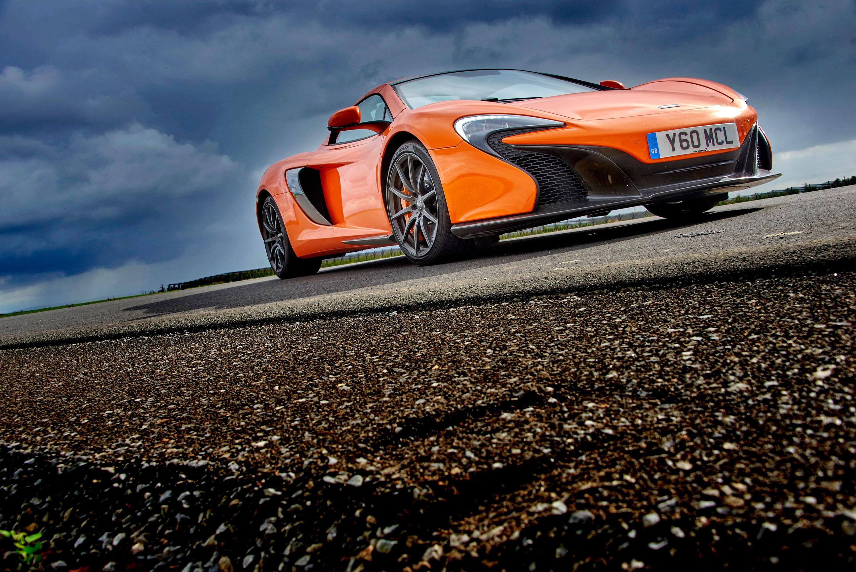 McLaren 650 SSpider