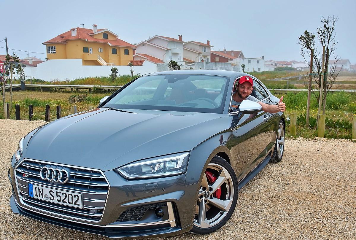 Er-Fahren: Das neue Audi A5 und S5 Coupé