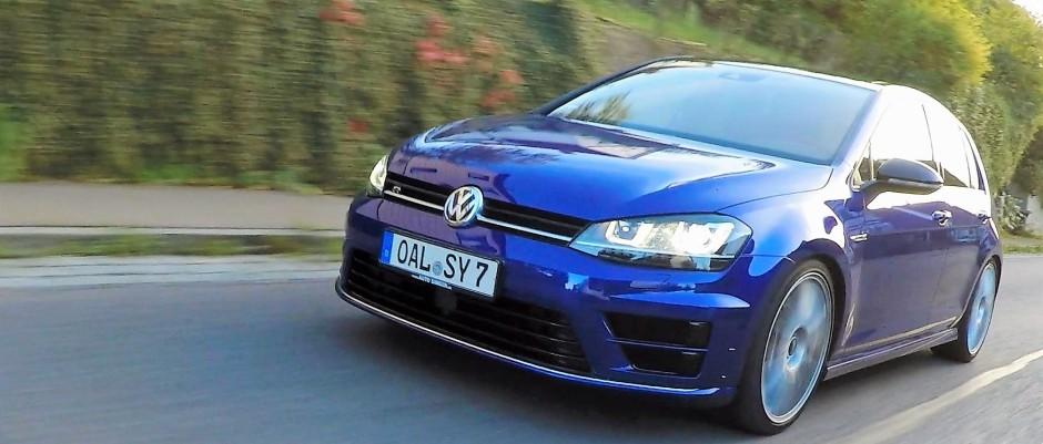 HGP Golf 7 R 3.6 L Bi-Turbo