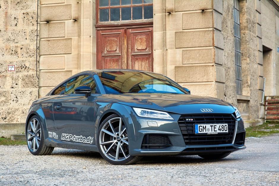 HGP Audi TTS vorne