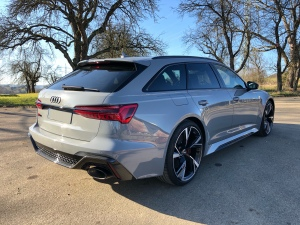 2020 Audi RS6 by HGP
